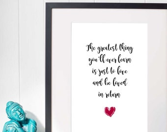 Moulin Rouge Quote Etsy