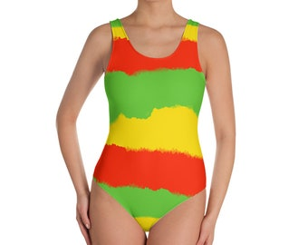 97c03d2074cc9 One-Piece Swimsuit