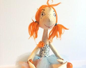 Julia - The ballet dancer
