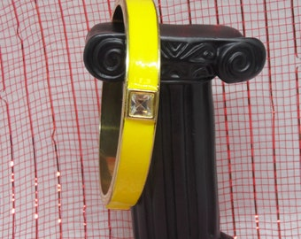 Canary Yellow Bracelet