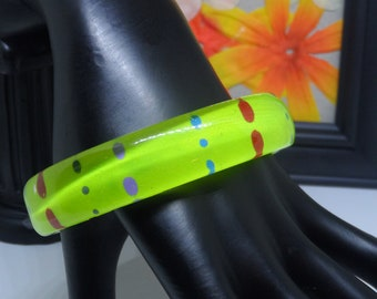 Shultz Bakelite Inspired Bangle