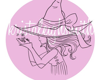 MAGIC LITTLE WITCH