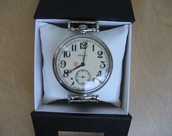 "Wrist watch ""Molnija""classic (marriage)- USSR. 1970s."