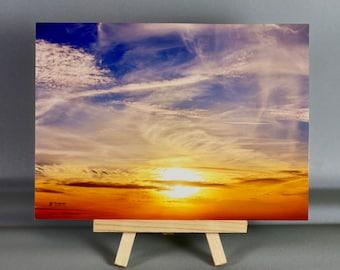 Florida Sunset (5x7)