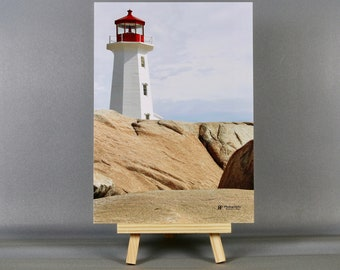 Lighthouse Peggy's (5x7)