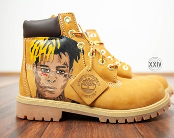 657ed4cee Custom Timbs | Custom Timberlands | XXX Shoes | Custom shoes | Shoe Art |  Mysstyle Customs | Winter Boots