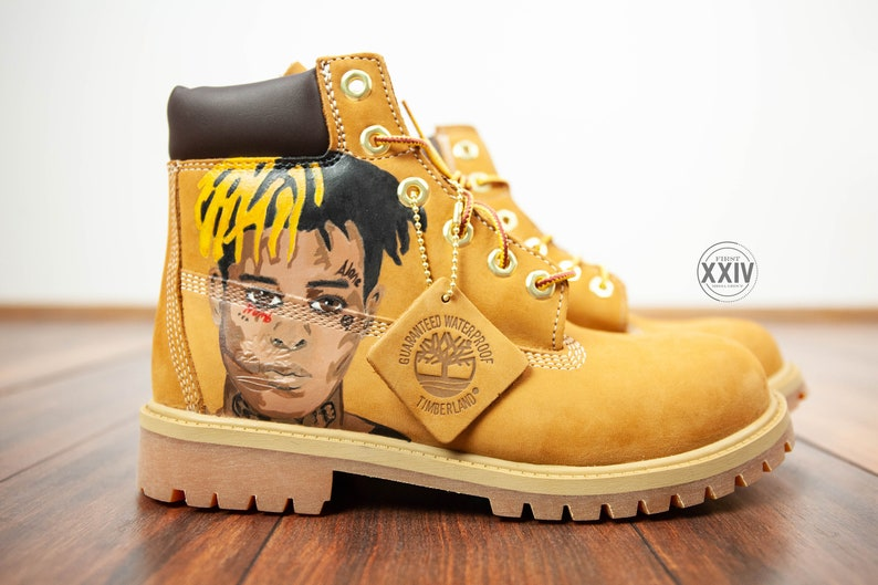 Custom Timbs Xxx 3rjal54 Timberlands Shoesetsy SUVpqzM