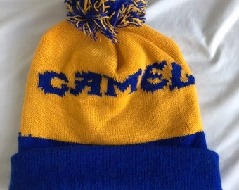 c3a476cb9c5088 Camel Cigarettes winter hat