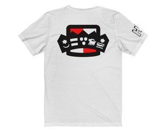 CroKicks DARKSIDE HR 1.0 - Short Sleeve T-Shirt