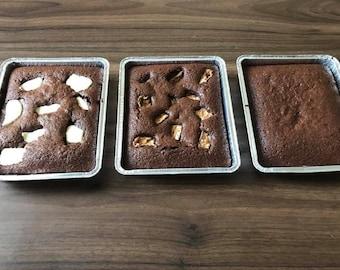 Brownie Trays