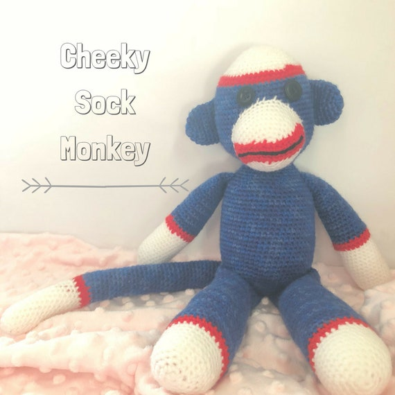 Free Pattern Amigurumi Monkey   Crochet monkey pattern, Crochet ...   570x570
