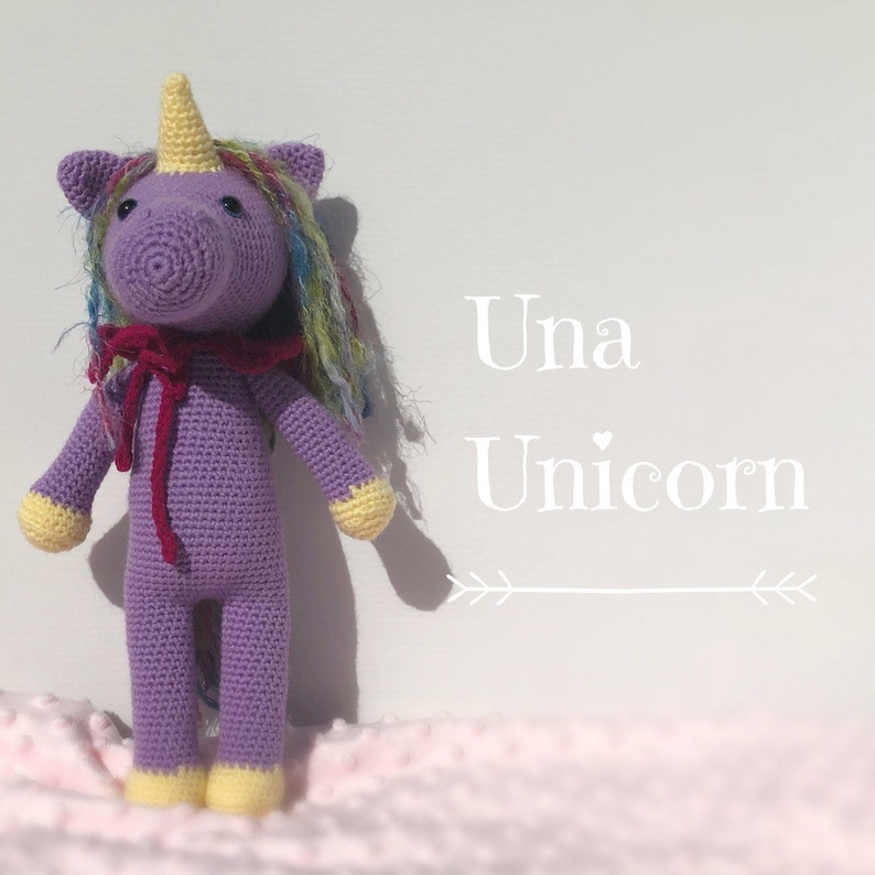 Shy unicorn amigurumi pattern Amigurumi Today | 794x794