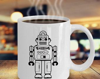 Gift For Robot Lover Etsy