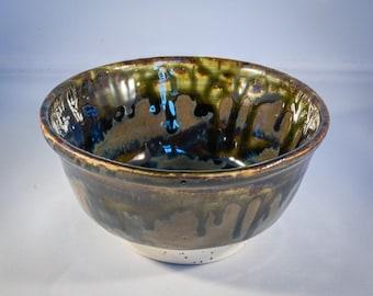 Small Handmade Pottery Bowl