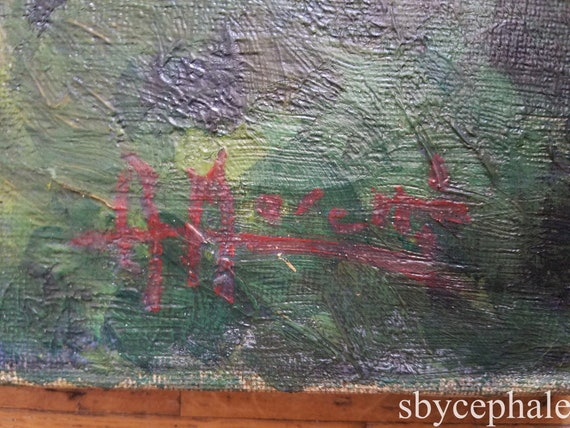 Delicieuse Moretti ITALIA Métal Mural Signe
