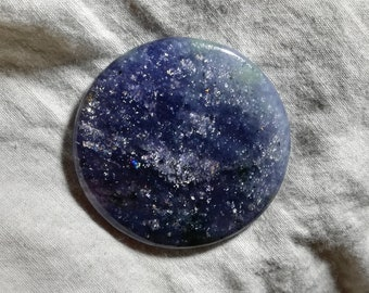 mm N-57 20x17x6 100/% Natural Star Trapiche Amethyst Top Quality Excellent cabochon smooth polish Weight 21.40cts Size