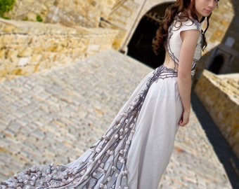 Margaery Tyrell Wedding Cosplay Dress