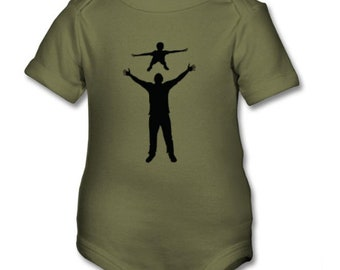 Lovely designer body suit - a perfect Fathers Day Gift
