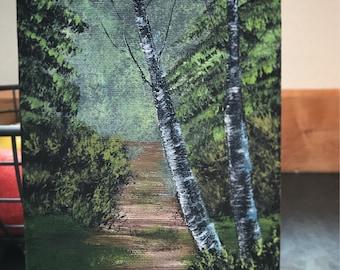 Original Landscape Painting | Canvas