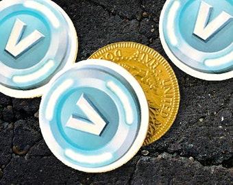 Fortnite V Bucks Stickers Hack De Pavos Gratis En Fortnite