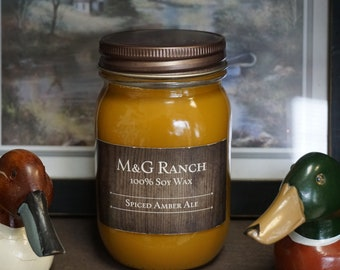 100 % Soy Candle