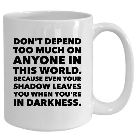 Empowerment Coffee Mug | Personalized Tea Cup | Personalised Gift For Son Daughter |  Graduation Mug | Graduation Gift Idea