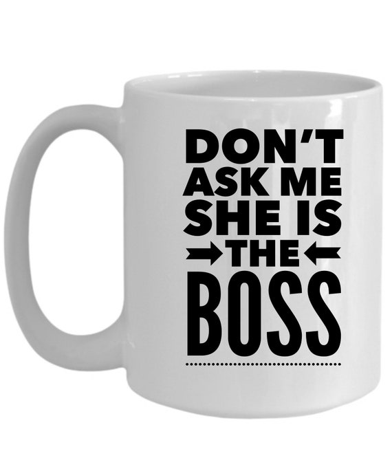 Mom Boss Mug Gift | Personalised Mug gift| Personalised Gift For Husband Wife | Funny Mug | Anniversary Birthday