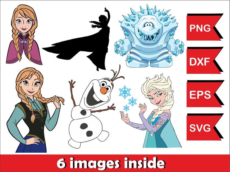 free disney frozen svg files