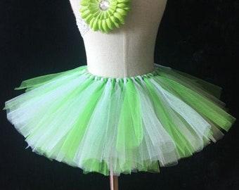 Irish Fancy Dress Tutu Skirt St Patrick/'s Day Parade Bar Dublin Hen Party Top