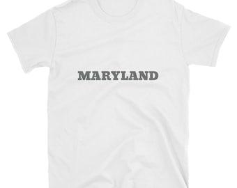 d31e288bbe Maryland tee