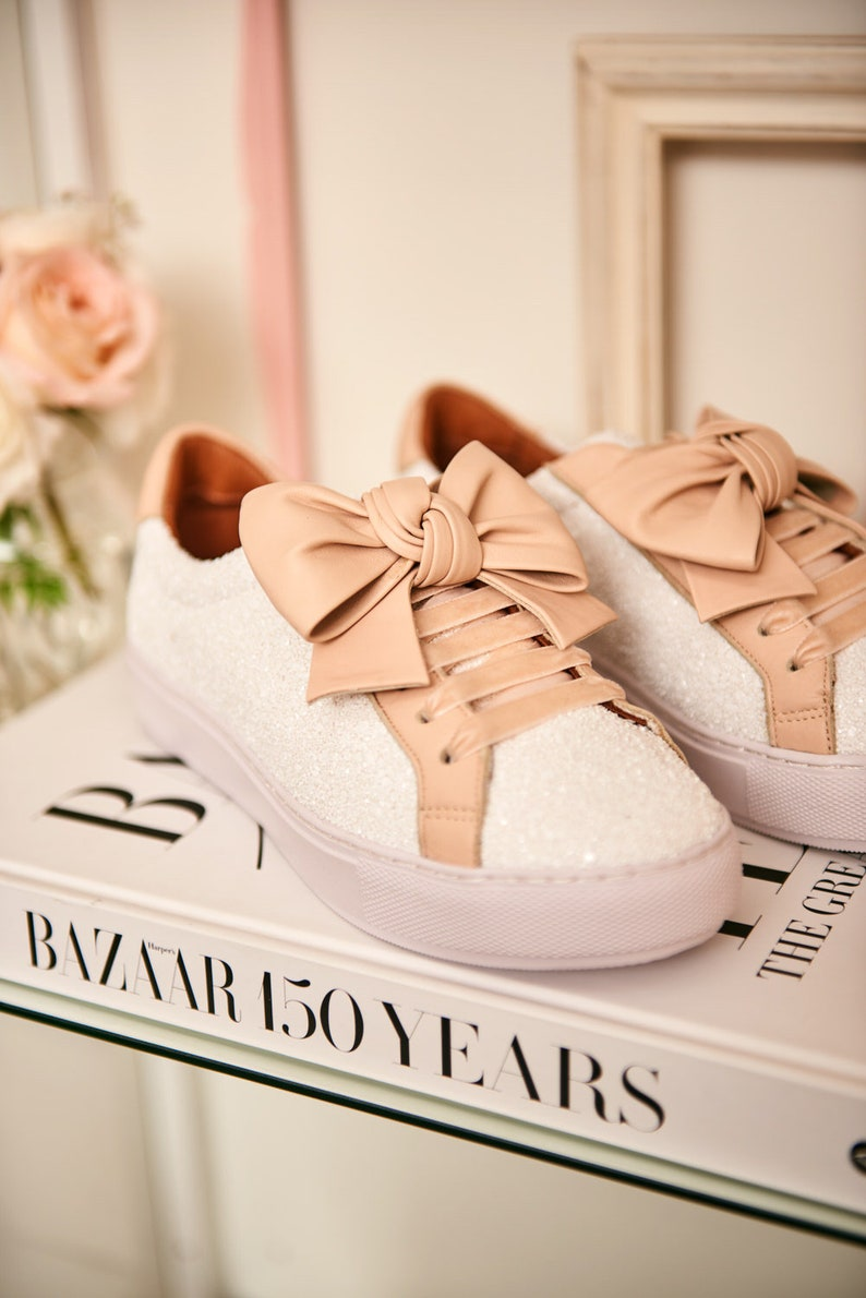 SNEAKERS MADONNA OFFWHITE
