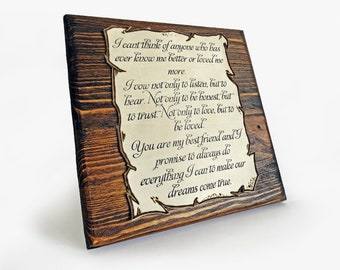 Personal Wedding Vows To Husband.Custom Writing Wedding Vows Speech Gift Writing Service Maid