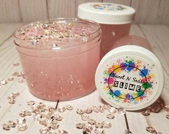 Girls Best Friend Slime | Glitter Slime | Clear Slime | Diamond Slime | FREE SHIPPING