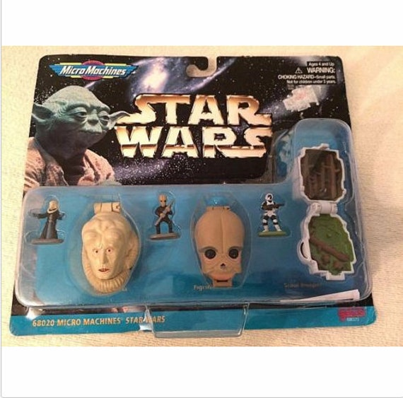 Galoob Star Wars Micro Machines Vehicle Pack IV AT-AT New 1997 RARE