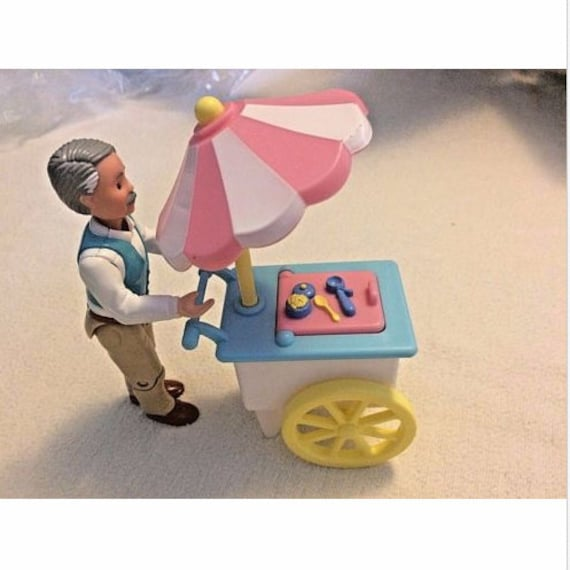 Vintage Fisher Price People Loving Family Dollhouse Grandpa Etsy