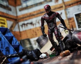 Action figure diorama | Etsy