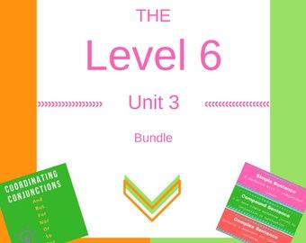 VIPKID Level 6 Unit 3 Bundle