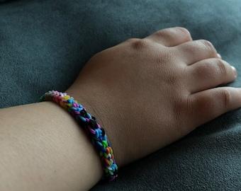 Thin Fishtail Stretch Bracelet
