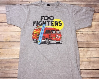 Foo Fighters Shirts Etsy