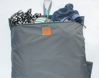 original waterproof luggage bags for dirty clothes  tripbags travelbags making packaging easy  bags for the suitcase