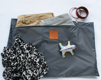 original waterproof luggage bags for trousers/ dresses/shorts/skirts  tripbags travelbags making packaging easy  bags for the suitcase