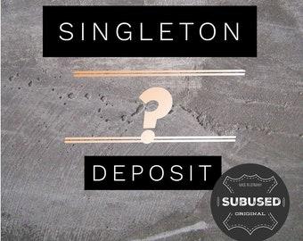 Singleton Collar Deposit
