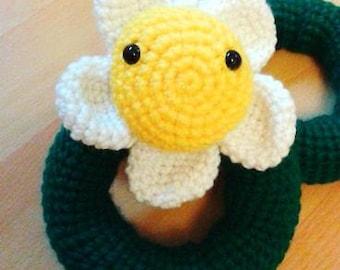 Greifring Rattle Flower