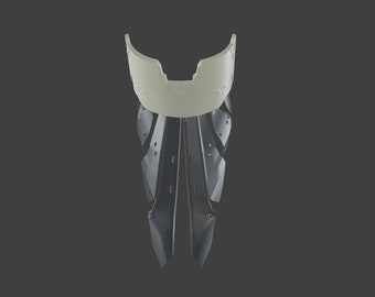 Aloy Carja Blazon Master Leggins 3d model