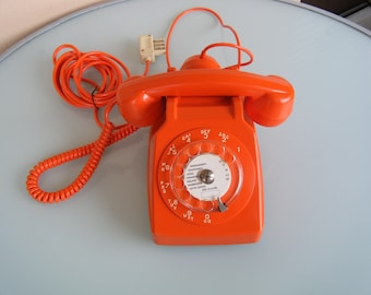 Vintage telephone collection condition 1970
