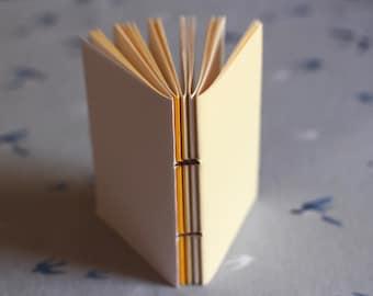 pocket notebook mango & ivory