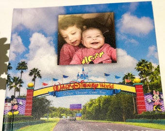 Disney Vacation photo book 40 pages