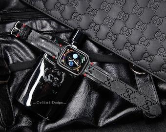 e56fbdd8967 Gucci Apple Watch Band Gucci iwatch Band