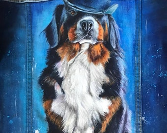 Bennya the dog