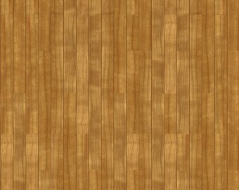 Yellow Wood Floor Digital Paper Background Digital Print WF011